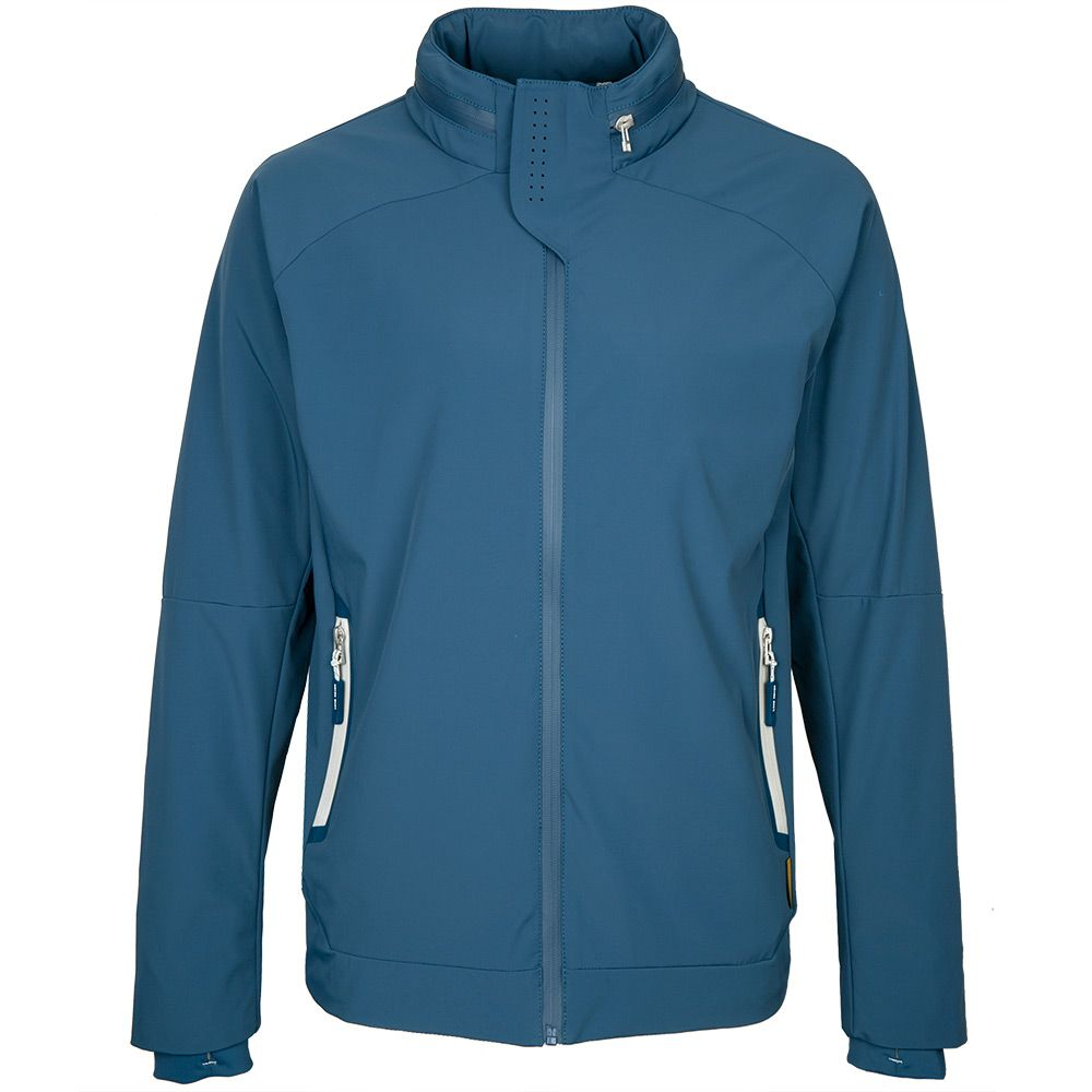 Men's Zip Up Softshell Jacket