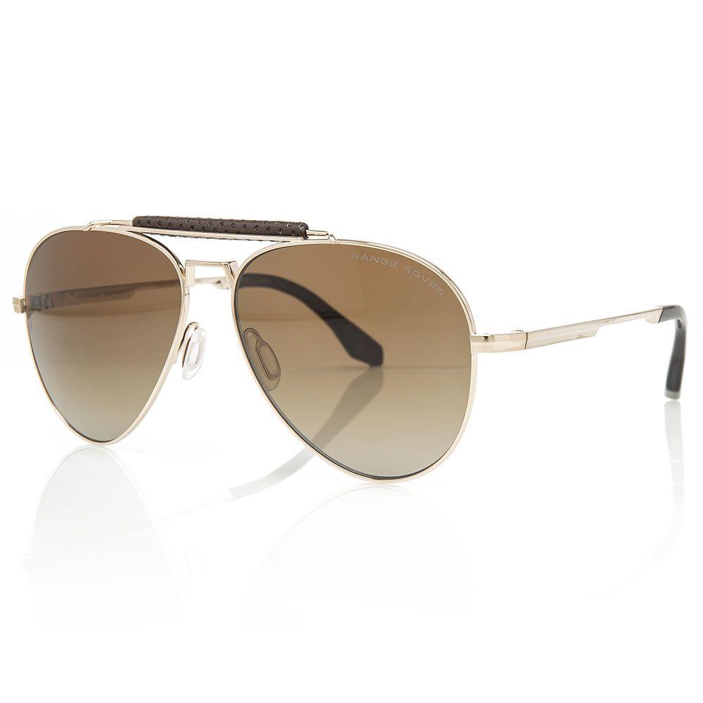 Range Rover Sunglasses - RRS100 Gold